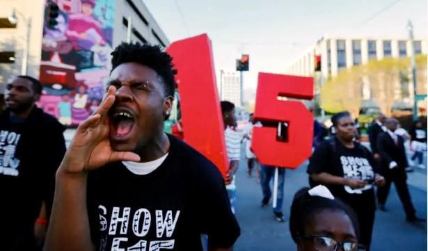 $15 minimum wage would lift millions out of poverty, says ... Wall Street giant Morgan Stanley
