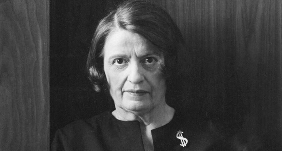 Ayn Rand-inspired 'myth of the founder' puts tremendous power in hands of Big Tech CEOs like Zuckerberg – posing real risks to democracy