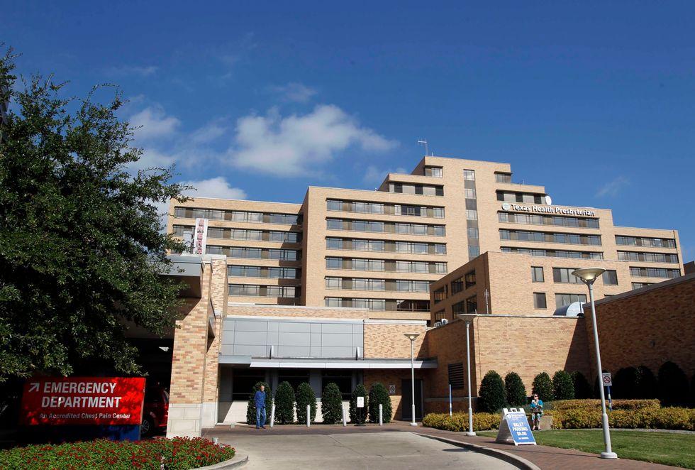 Dallas hospital: U.S. Ebola patient now in critical condition