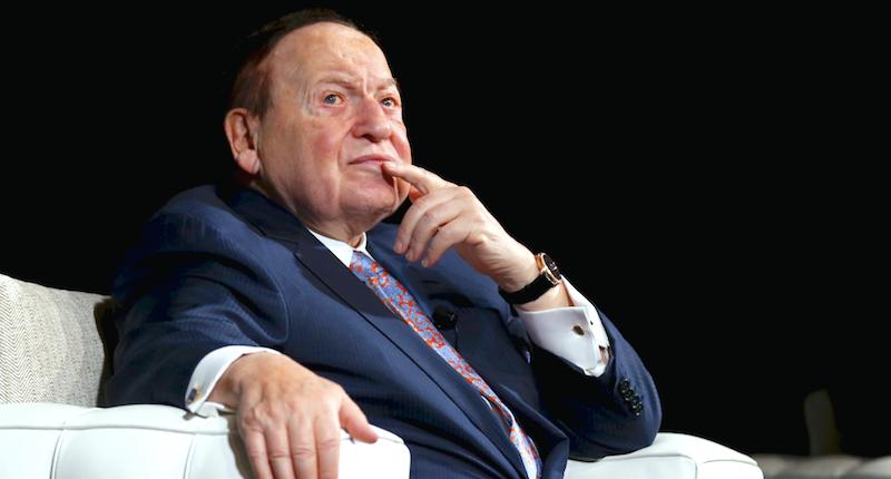 GOP mega-donor Sheldon Adelson dead at 87: report
