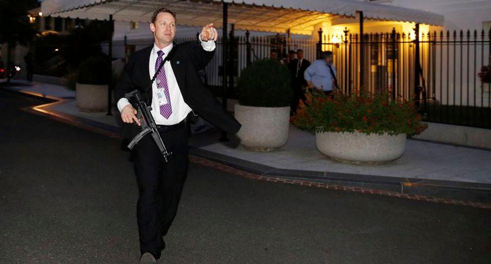 Tightening security around White House touches nerves in Washington