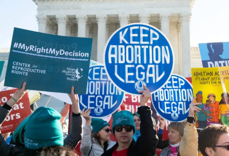 Yelp, Lyft, Patagonia, other US firms oppose Texas abortion law