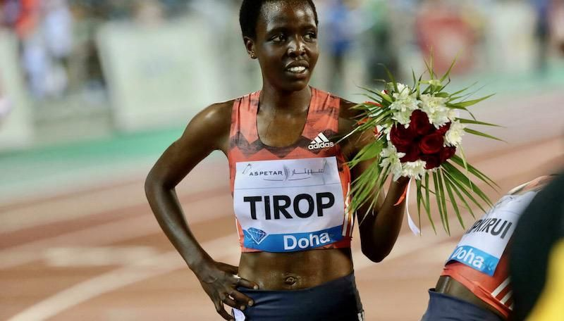 Women's 10km world record holder Agnes Tirop stabbed to death in Kenya
