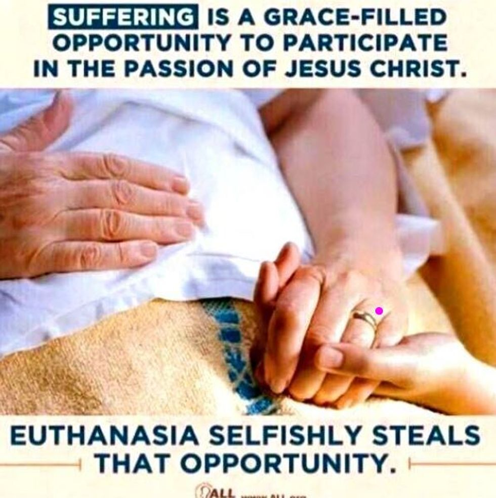 ALL Euthanasia Suffering