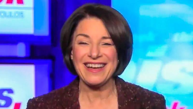 'This is why Joe Biden won': Amy Klobuchar unloads devastating response after Rand Paul's election meltdown