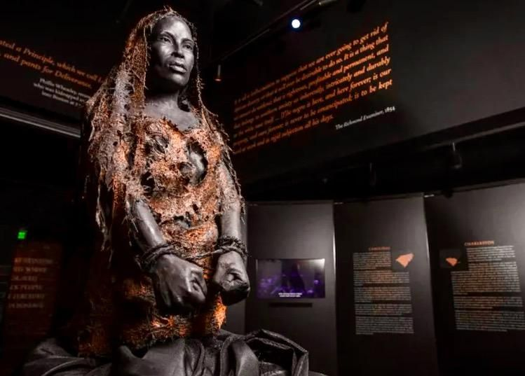 From slavery to police abuse, new museum documents US history of racism