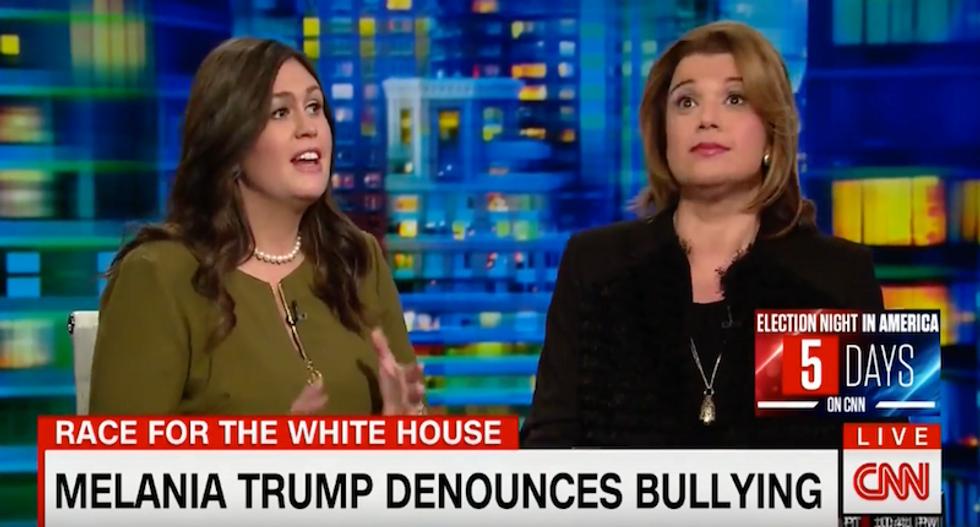 Ana Navarro destroys Melania Trump's cyberbullying speech hypocrisy: 'Her husband is crazy'