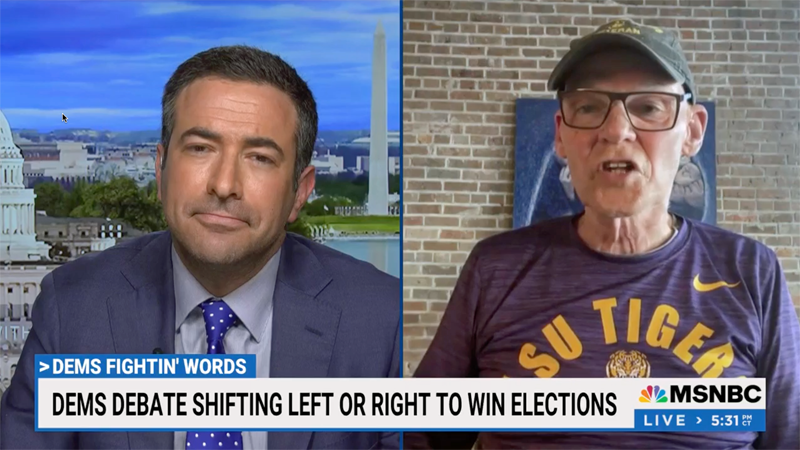 James Carville unloads on Dems for failing to pass even 'very popular' policies on Biden's agenda