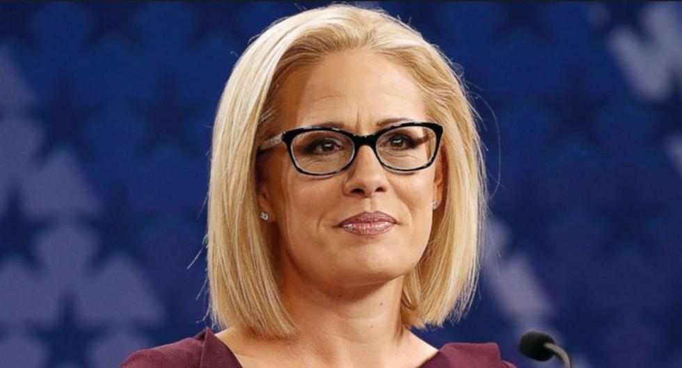 Joe Biden complains Kyrsten Sinema is ignoring his calls — but she talks to Mitch