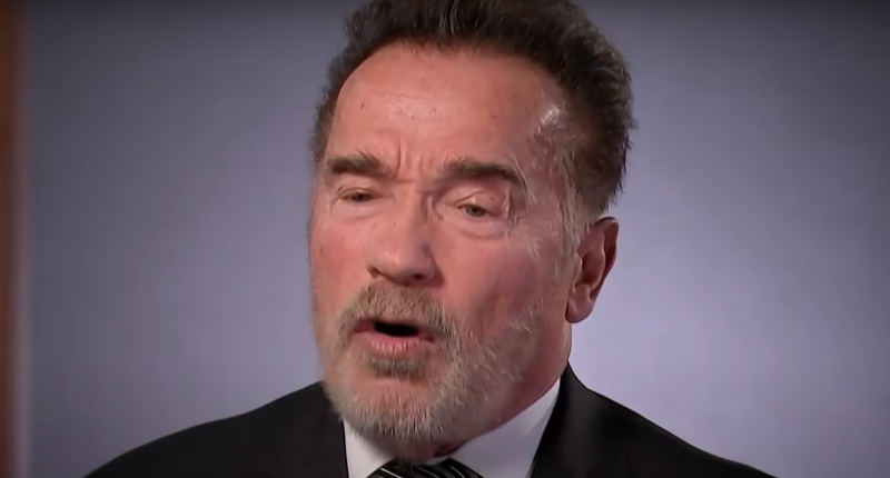 Voters 'made the right decision': Arnold Schwarzenegger slams 'disastrous' GOP recall candidates