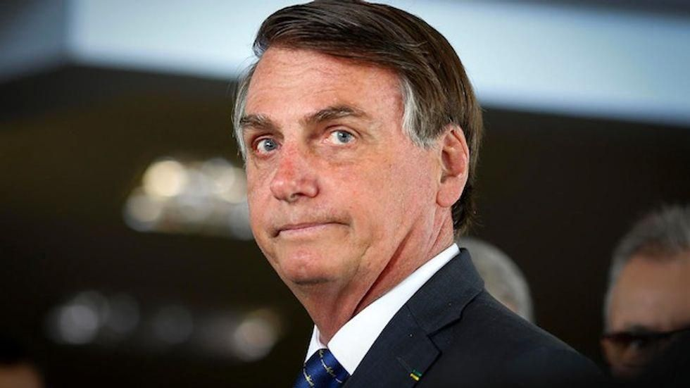 Brazil's Bolsonaro accused of 'crimes against humanity' at ICC
