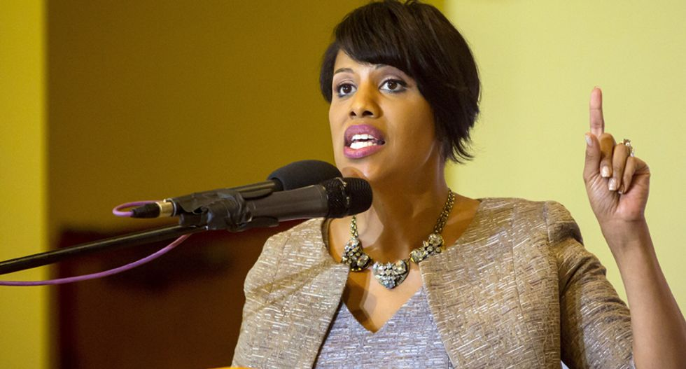 Baltimore mayor ends city-wide curfew as protests slow