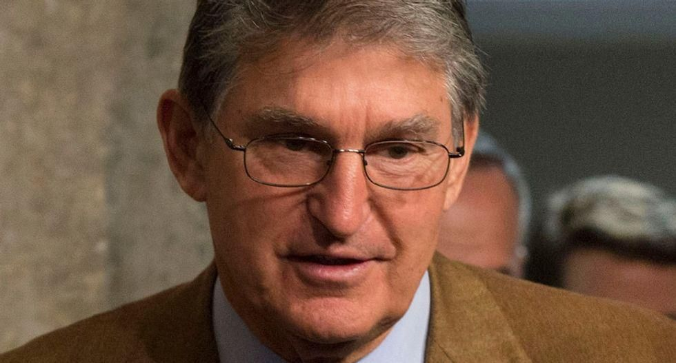 Joe Manchin gets hoodwinked by the GOP — again: Why does he keep getting suckered?