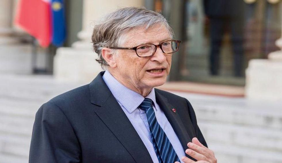 Bill Gates raises over $1 billion for clean energy