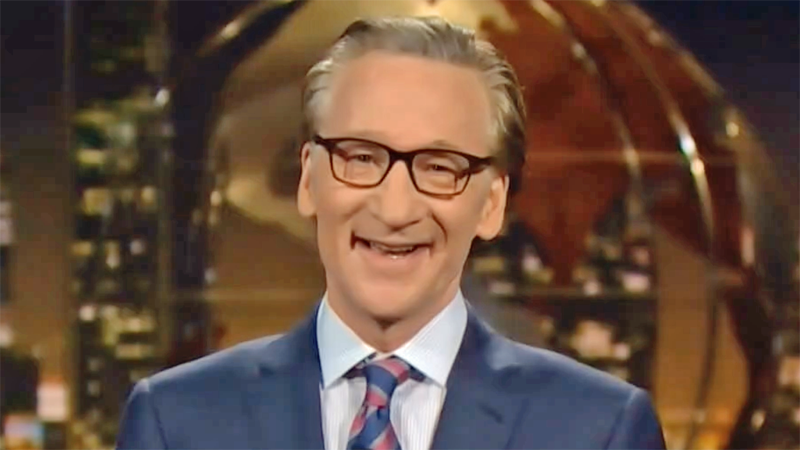 Watch HBO's Bill Maher break down the 'Andrew Cuomo death watch'