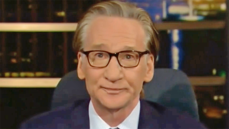 Bill Maher's defense of low tax rates for the rich falls flat with his 'Real Time' panel
