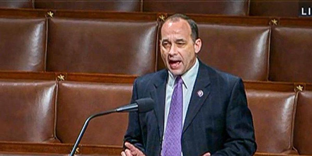 Congressman angry at Americans not following 'God's laws and his definition of marriage' lied to high school students (rawstory.com)