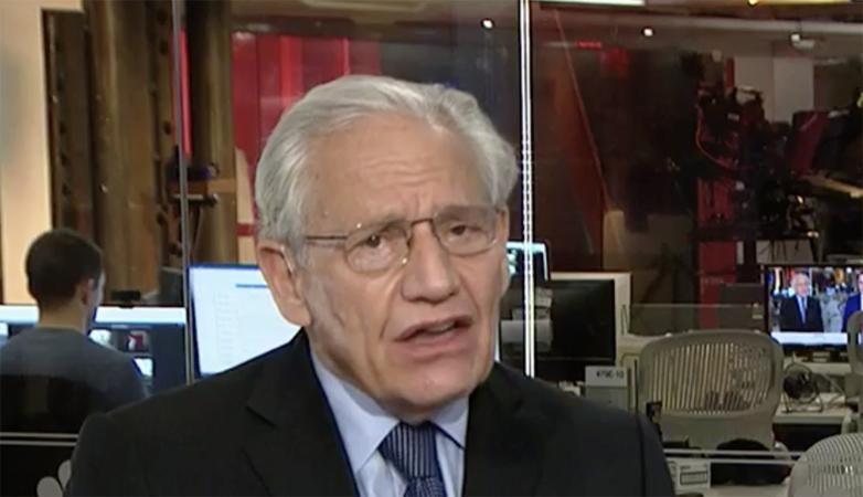 'Very bad ideas': Bob Woodward explains the driving reason why Trump will run again