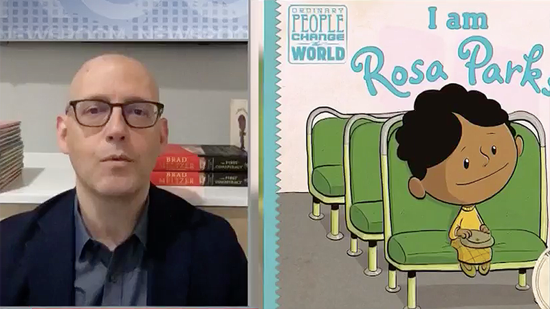 'You've messed up when you ban Rosa Parks': Children's book author denounces Pennsylvania ban