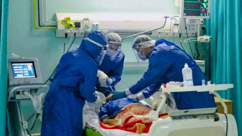 'You're killing people': Doctors warn business sponsors ahead of Kansas anti-vax rally