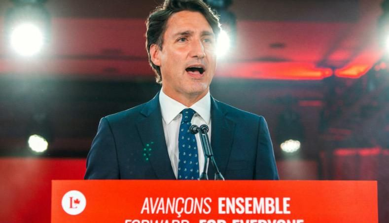 Canada's Trudeau wins another minority, sees 'clear mandate to get through this pandemic'