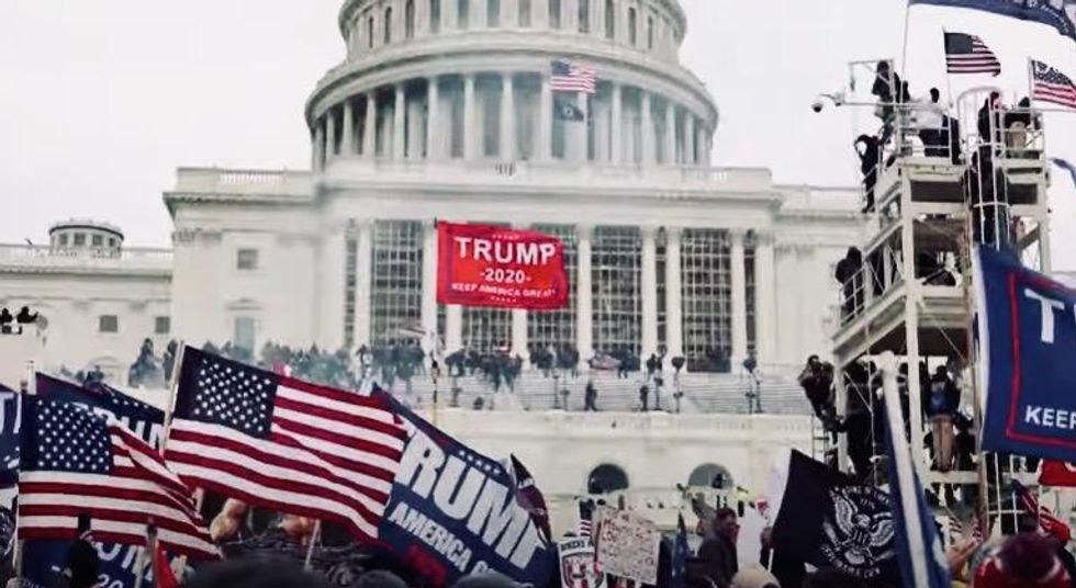 Pro-Trump website host subpoenaed by law enforcement following Jan 6 Capitol attack: hacked documents
