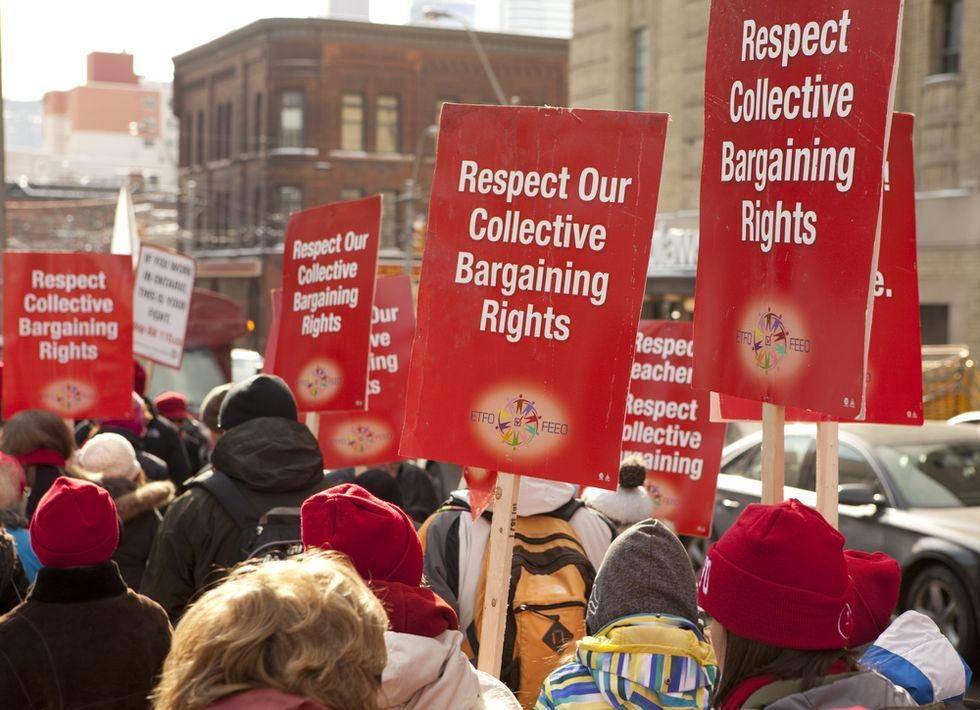 'Striketober' in full swing as nearly 100,000 workers authorize work stoppages
