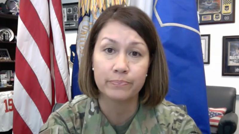 'Wake up': Key Air Force leader warns against racial problems being dismissed as 'woke culture'
