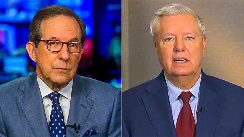 'Bipartisanship isn't working': Chris Wallace busts Lindsey Graham lying about Joe Manchin's voting bill