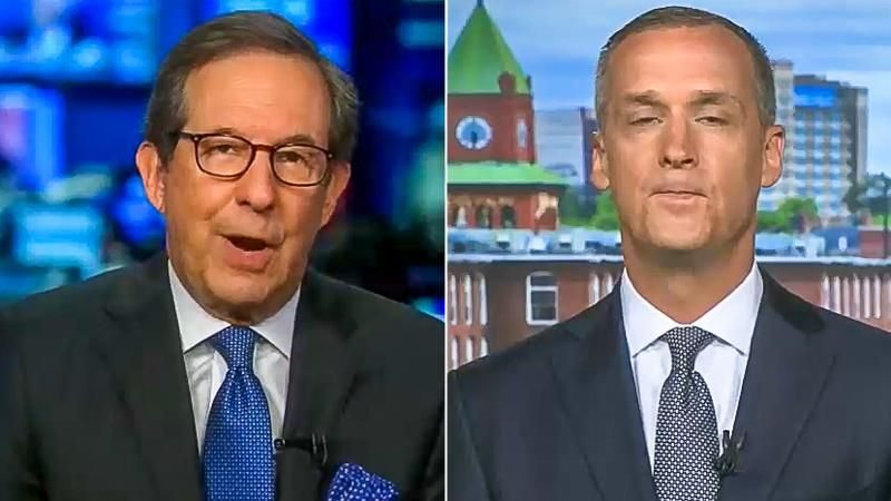 Chris Wallace tears into Corey Lewandowski: 'You're going to blame the president's inaction on Dr. Fauci?'