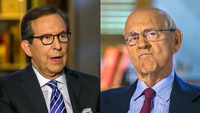 'I don't intend to die on the court': Justice Breyer pushes back after Chris Wallace asks if he's a 'fool'