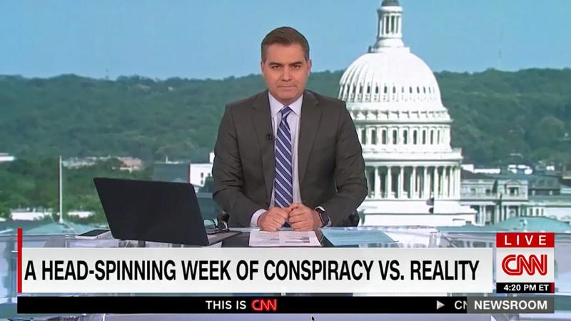 Jim Acosta calls out Fox News as a dangerous BS factory: 'Lies can kill'