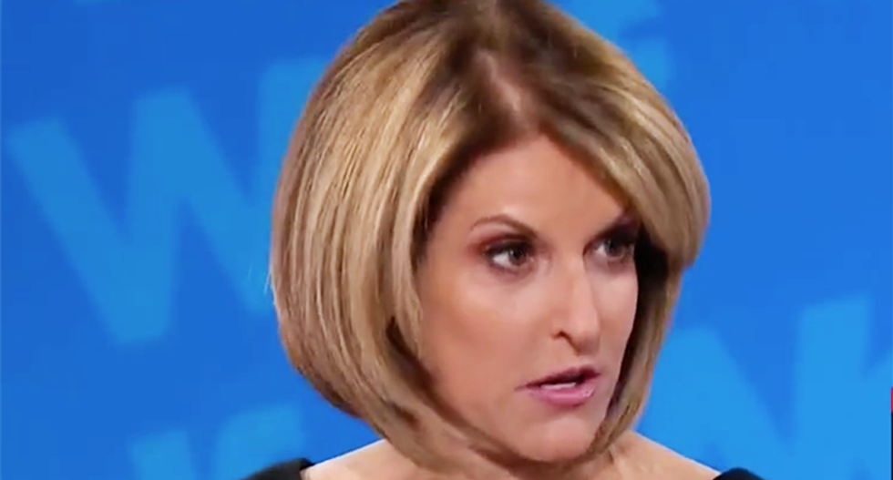 'All part of the scam': CNN's Gloria Borger levels brutal indictment of Trump campaign amid leaked memo