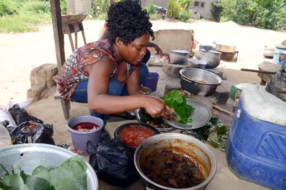 Ebola outbreak in west Africa affecting diets continent-wide