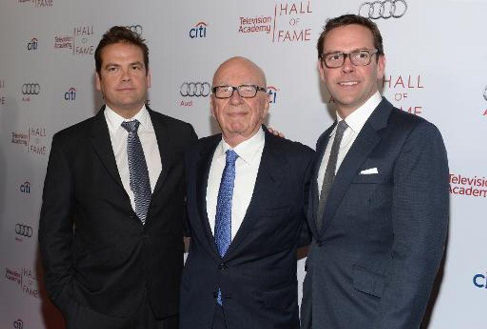 Murdoch names son Lachlan as vice president of media empire
