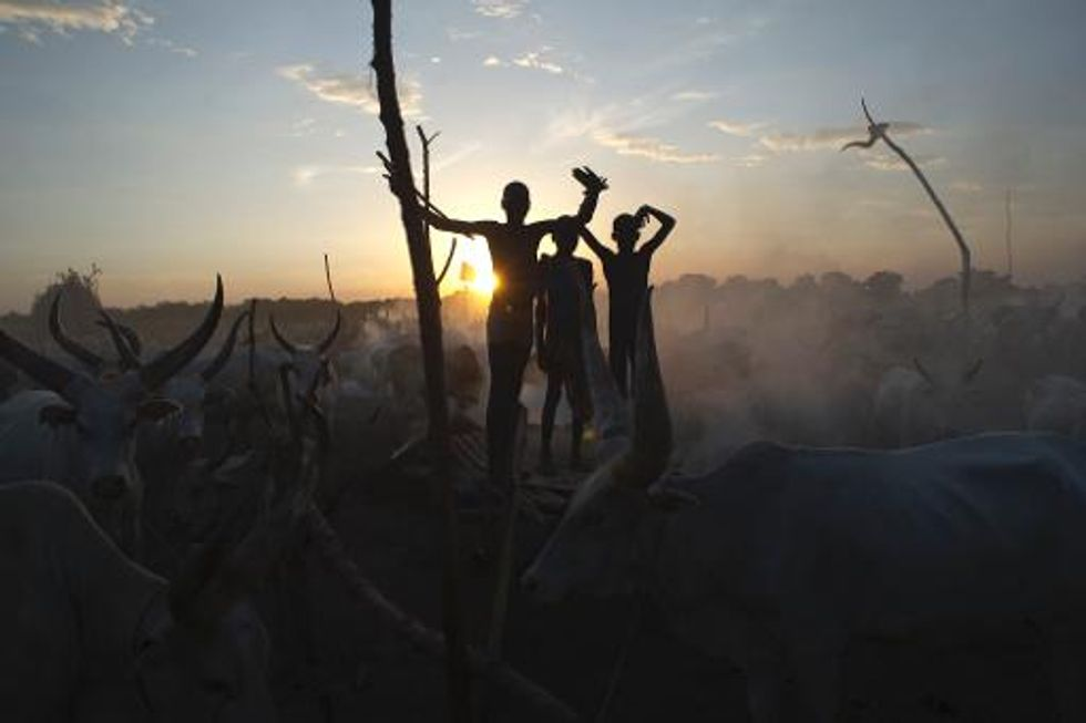 9,000 child soldiers fighting in South Sudan war, UN says