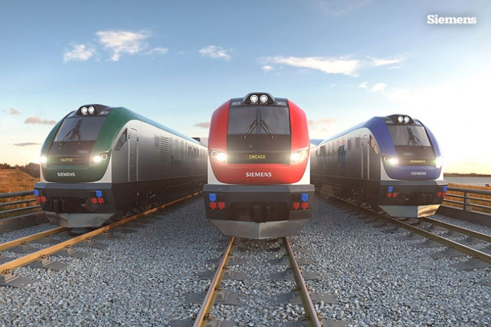 32 new hybrid trains coming to America