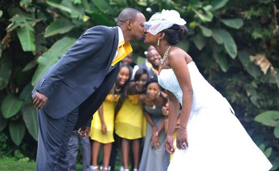 Kenyan president signs polygamy law allowing men to marry as many women as they want