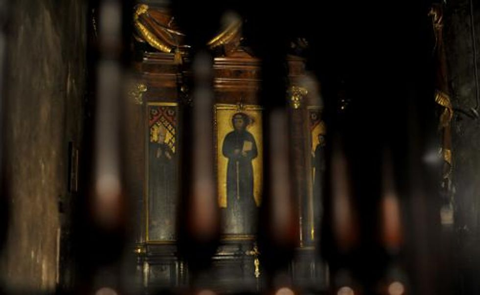 Franciscan monks try Internet crowdfunding to restore St Francis of Assisi's home in Rome