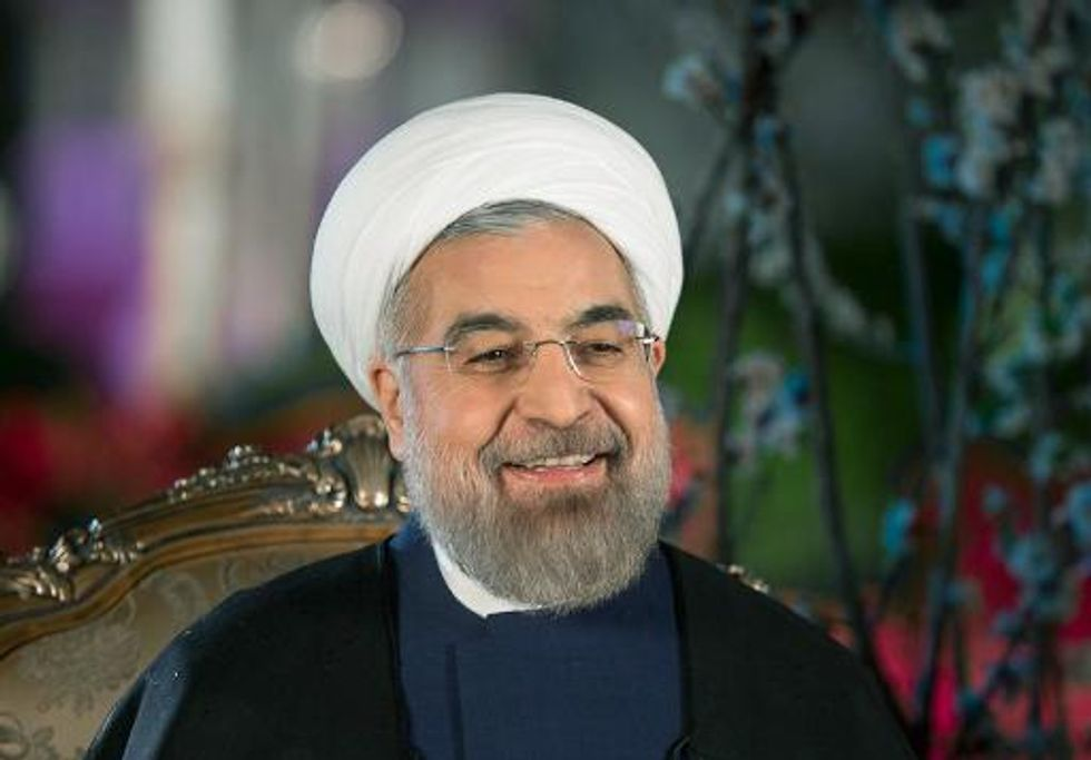 Iran's President Hassan Rouhani hits back after attacks from hardliners