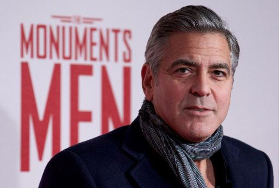 George Clooney engaged to British lawyer girlfriend Amal Alamuddin: report