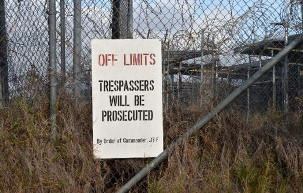 Why is Guantanamo's Camp 7 so shrouded in secrecy?