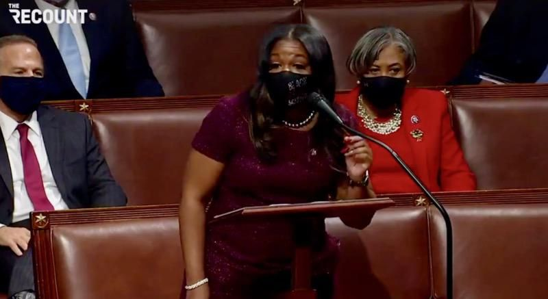 'Existential moment for our country': Cori Bush leads 90+ Dems in calling for abolition of Senate filibuster