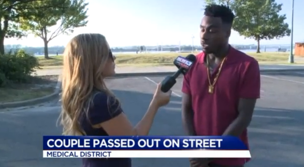 Bystanders gawk and shoot video as Memphis couple overdoses: 'It wasn't any of my business to help'