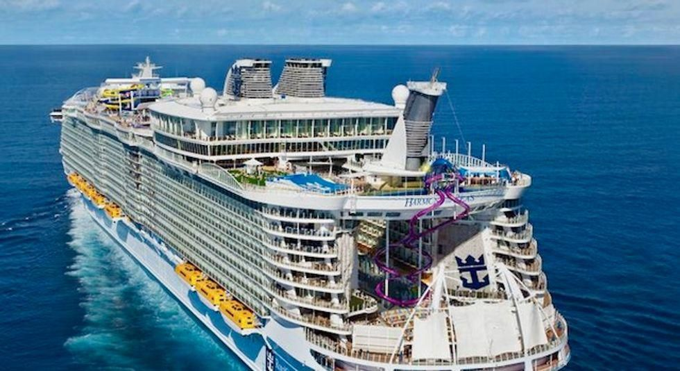 Royal Caribbean delays trip after 8 crew test COVID-19 positive