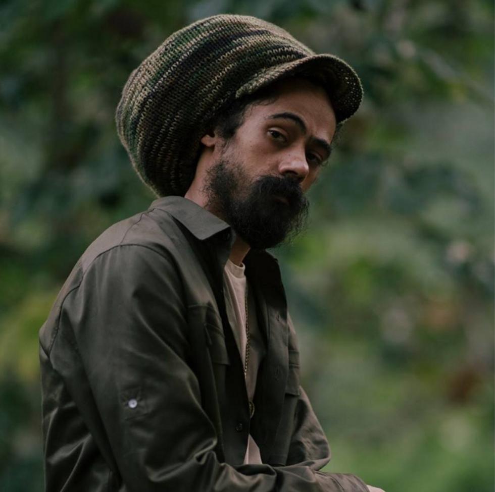 Bob Marley's son Damian is transforming a California prison into a pot farm