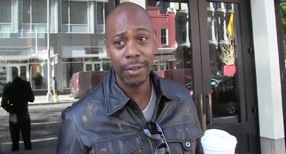 Transgender Netflix employee suspended after criticizing company's new Dave Chappelle special