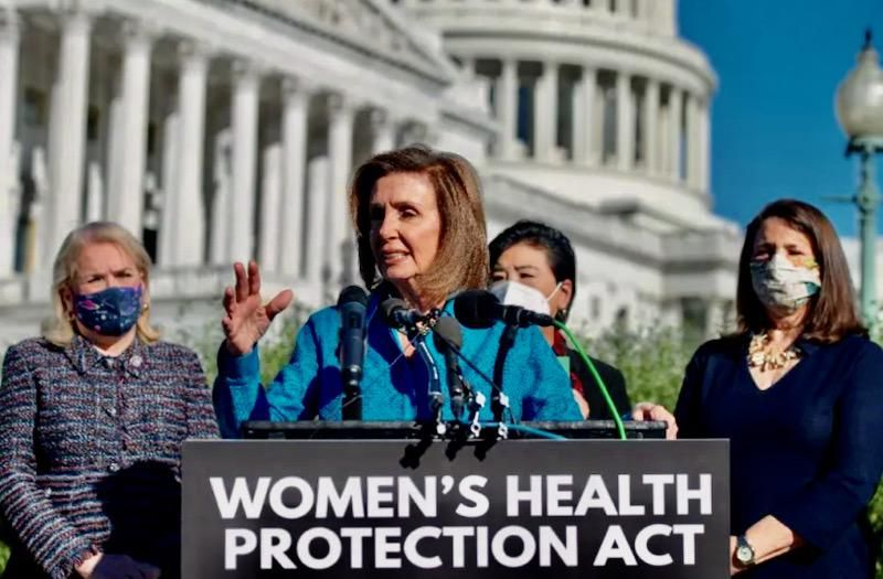 US House passes bill protecting abortion rights, Senate approval unlikely
