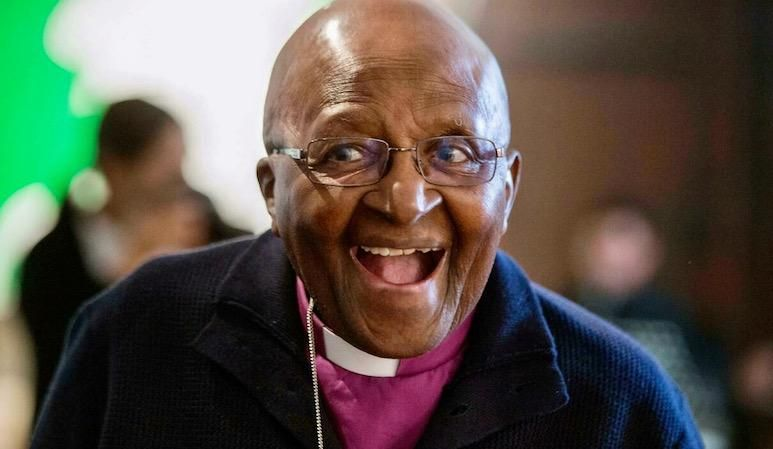 South Africa lauds nation's 'moral compass' Tutu as he turns 90