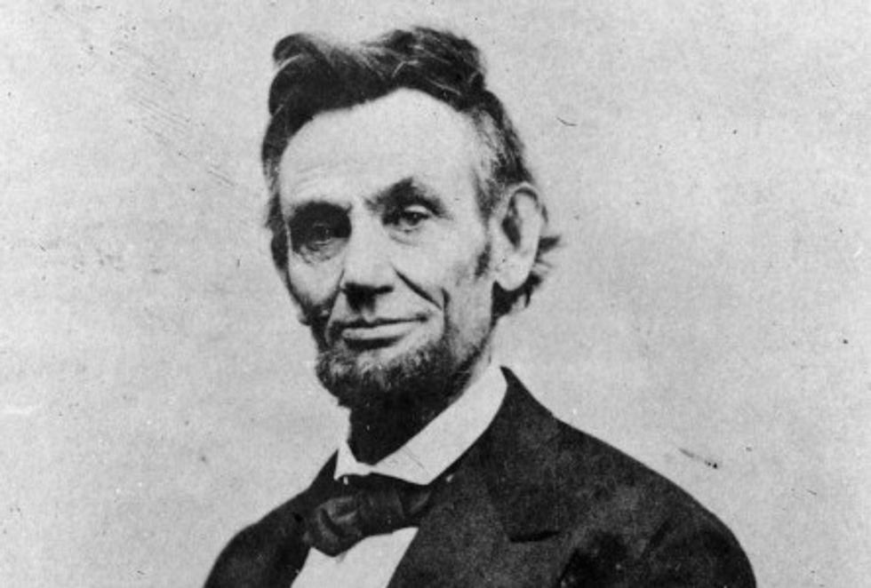 Missouri Republican demands removal of 'reprehensible' Abraham Lincoln statues if Confederate monuments go
